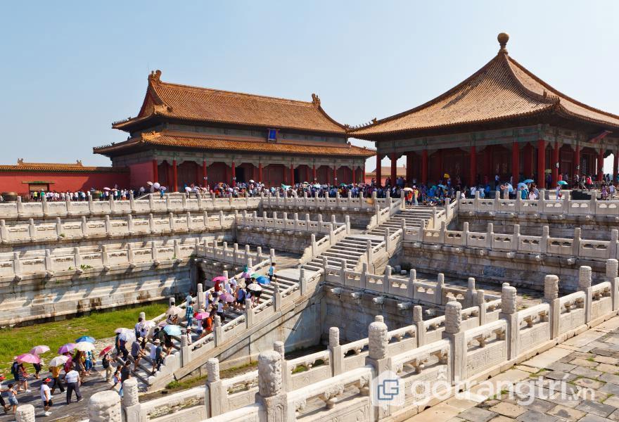 Tử Cấm Thành Trung Quốc - Ảnh: Northsouthtravel