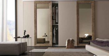 Tủ quần áo cửa lùa – Sự lựa chọn hoàn hảo cho không gian hẹp