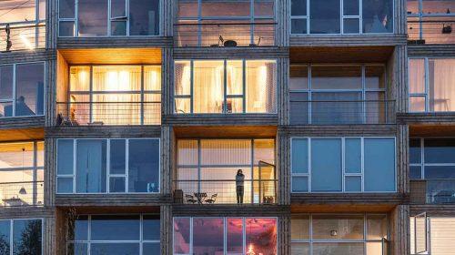 Chung cư Bjarke Ingels Group xây cho người nghèo tại Copenhagen