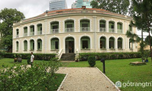 Bí ẩn bên trong tòa dinh thự Tổng lãnh sự quán Pháp tại TP HCM