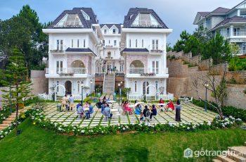 Dalat De Charme Village- Dấu ấn biệt thự kiểu Pháp trong lòng Đà Lạt