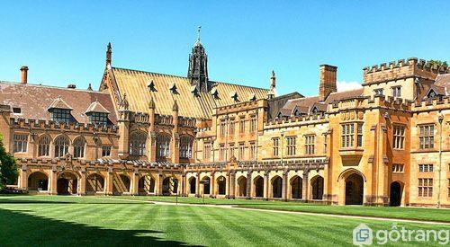 Chiêm ngưỡng 15 trường đại học kiến trúc đẹp nhất thế giới (P2)