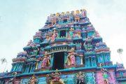 Chùa Bà Ấn - Tinh hoa kiến trúc Ấn Độ trong lòng phố thị Sài Gòn