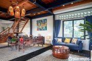 Biệt thự nghỉ dưỡng cực chất của nhà thiết kế thời trang tại Hòa Bình