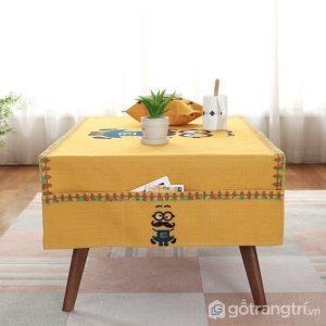 Khan-trai-ban-tra-phong-khach-hoa-tiet-minion-GHS-6424 (2)