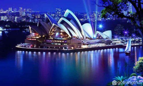 Chiêm ngưỡng công trình kiến trúc nổi tiếng nhất nước Úc (Phần 1)