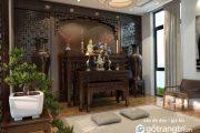 Cách bài trí bàn thờ Phật trong nhà