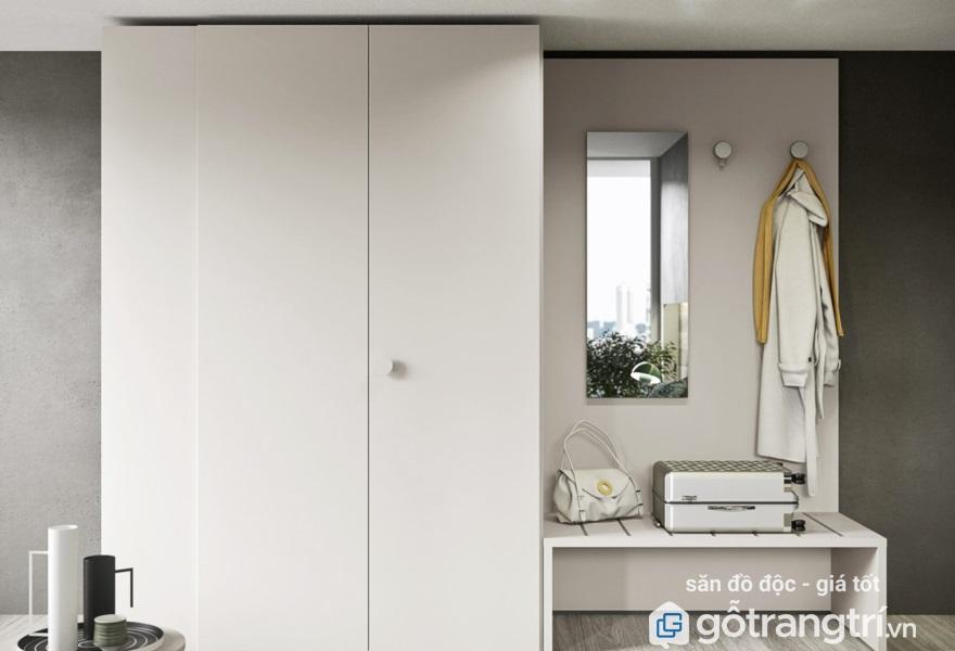 Chọn tủ quần áo đúng phong thủy