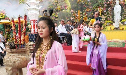 Khám phá nét đặc sắc lễ hội Quan Thế Âm nổi tiếng của Đà Nẵng