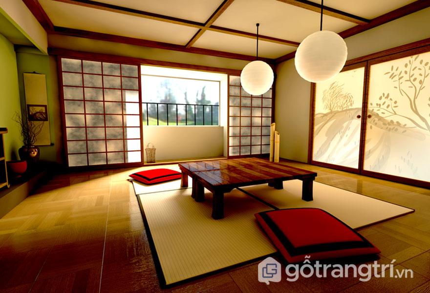 Đệm ngồi kiểu Nhật có nhiều công dụng khác nhau