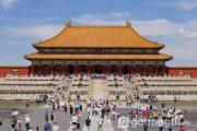Thưởng lãm vẻ đẹp kiến trúc của Điện Thái Hòa bên trong Tử Cấm Thành