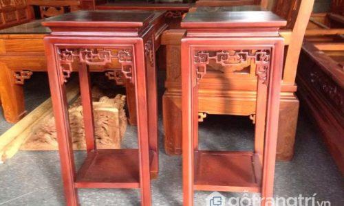 Tiết lộ 5 cách chọn ghế đôn gỗ hương chất lượng tốt nhất hiện nay