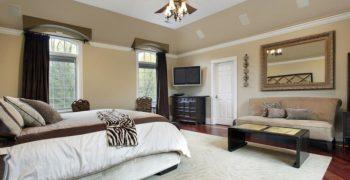 Bật bí kinh nghiệm quý báu khi lựa chọn ghế sofa trong phòng ngủ