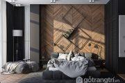 Họa tiết trang trí nội thất: Chevron, Herringbone và Flame Stitch
