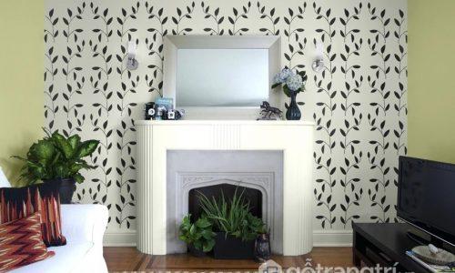 Hoa văn trang trí trong căn hộ - yếu tố hạnh phúc trong thiết kế (P1)