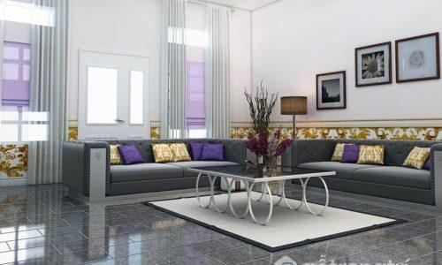 Yếu tố tạo không gian phòng khách thượng lưu cho gia đình Việt