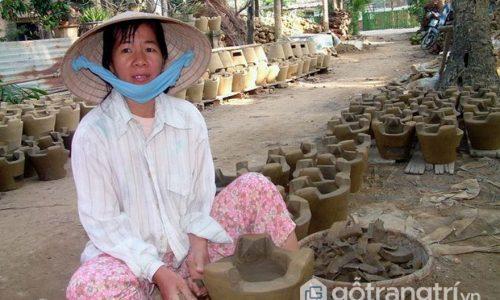 Tìm hiểu Làng gốm Lư Cấm với sản phẩm độc đáo lò đất nung