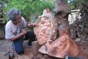 Tinh hoa sản phẩm gỗ mỹ nghệ của làng nghề mộc Phúc Lộc (Ninh Bình)