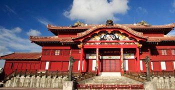 Khám phá kiến trúc độc đáo của thành Shuri, Okinawa, Nhật Bản