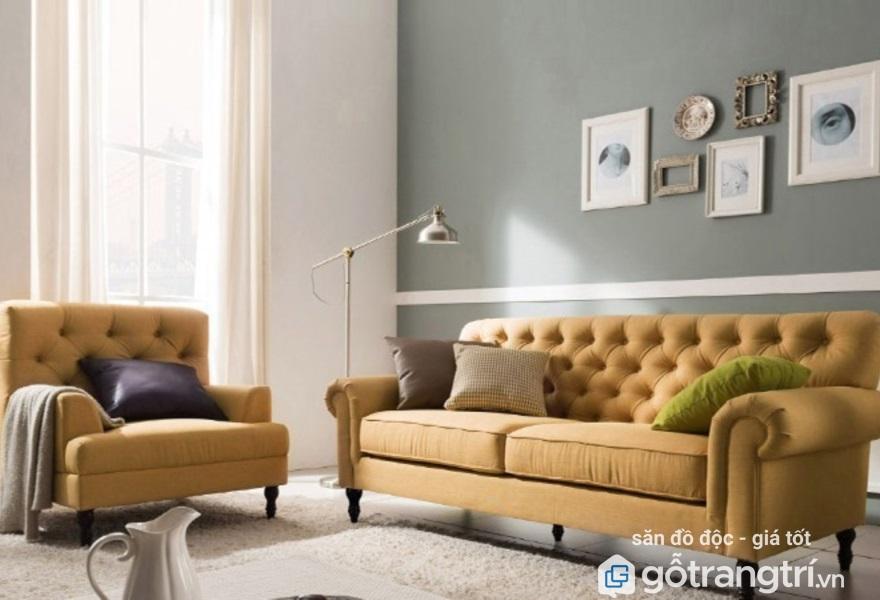 Những mẫu ghế sofa đẹp