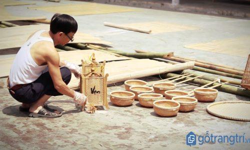 Làng nghề đan lát Bao La - tinh hoa văn hóa của Thừa Thiên Huế