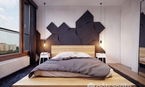 Mẫu thiết kế nội thất căn hộ hiện đại đa sắc màu ở Ba Lan (P2)