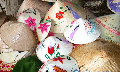 Nét đẹp truyền thống của làng nghề nón lá Quy Hậu - Quảng Bình
