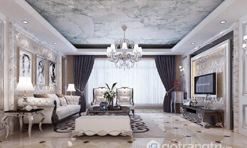 Cách lựa chọn đồ nội thất cho những căn hộ mang phong cách cổ điển
