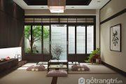 Tại sao phong cách nội thất Nhật Bản nổi tiếng trên toàn thế giới?