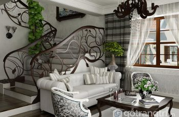 Những phong cách thiết kế nội thất mang tính nghệ thuật cao (P2)