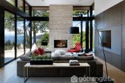 Như thế nào được coi là một phòng khách sang trọng và đẹp? (P1)