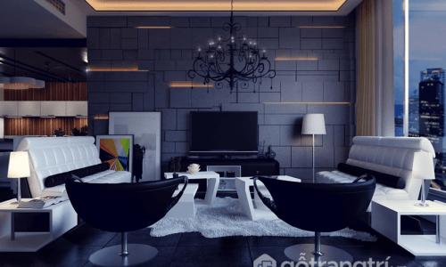 Như thế nào được coi là 1 phòng khách sang trọng và đẹp? (P2)