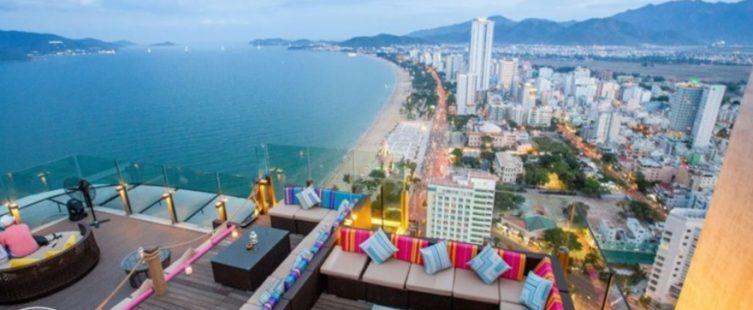 Quán bar có không gian đẹp nhất tại Nha Trang