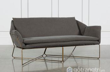 Những lý do nên chọn sofa bọc vải bố cho phòng khách hiện đại