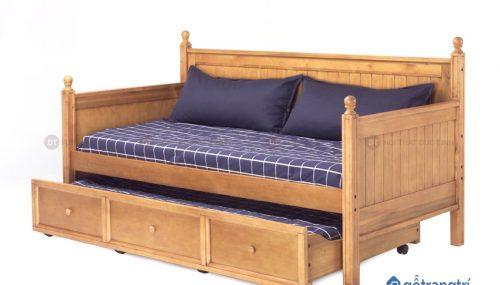 Ghế sofa kết hợp giường ngủ - giải pháp cho không gian sống nhỏ