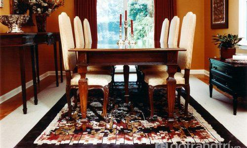 10 tips giúp bạn lựa chọn thảm phòng ăn cho căn hộ của mình (P1)