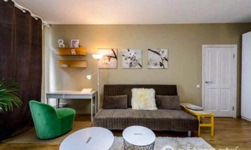 Thiết kế căn hộ chung cư cho những người yêu thích nấu nướng