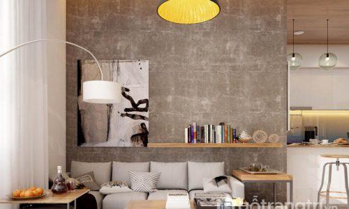 Cách ứng dụng thiết kế căn hộ hiện đại đa phong cách đẹp hoàn mỹ