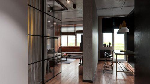 Chiêm ngưỡng thiết kế căn hộ nam tính cho các quý ông thành đạt
