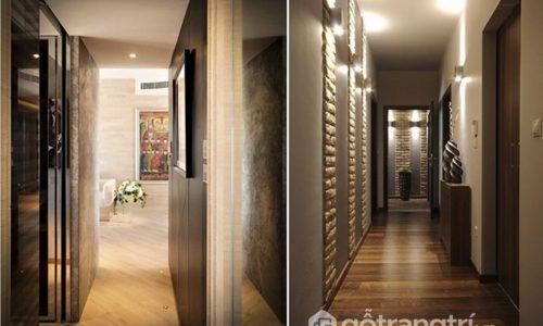 Tham khảo những ý tưởng thiết kế lối đi hành lang đẹp mắt (P2)