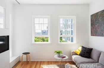 Thiết kế nội thất ẩn – xu hướng cho những căn hộ nhỏ đẹp xinh