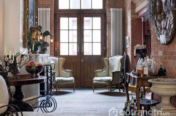Điểm tên các phong cách thiết kế nội thất theo trường phái cổ điển