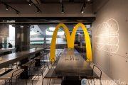 Chiêm ngưỡng thiết kế nội thất nhà hàng McDonald ở Hong Kong