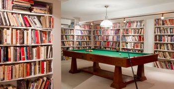 10 lý do để thiết kế phòng giải trí ngay trong căn hộ của mình (P2)