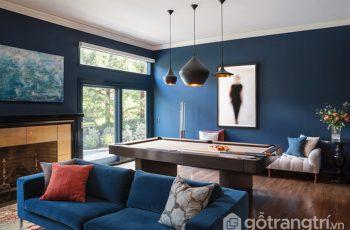 10 lý do để thiết kế phòng giải trí ngay trong căn hộ của mình (P1)
