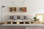 """Cách """"nêm gia vị"""" cho những bức tường trong trang trí phòng khách"""