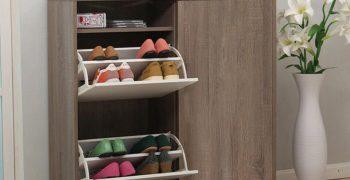 Chuyên gia tư vấn bật mí lý do nên dùng tủ giày cánh lật hiện đại