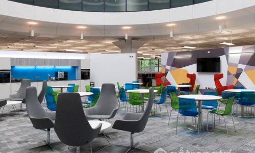 Đón đầu những xu hướng thiết kế nội thất văn phòng năm 2019