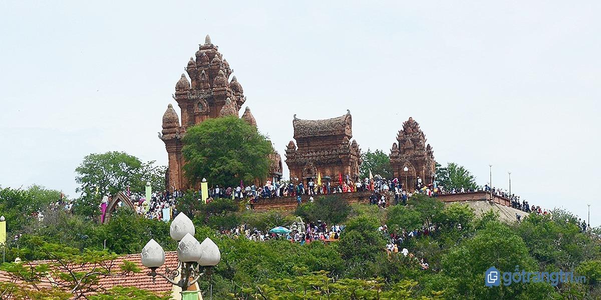 Tưng bừng không khí lễ hội Ka Tê của đồng bào Chăm ở Ninh Thuận
