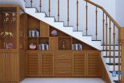Gợi ý cách trang trí chân cầu thang cho ngôi nhà trở nên tươi mới